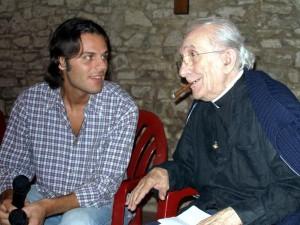 Federico e Don Gallo