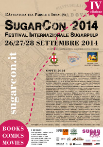 Locandina SugarCon