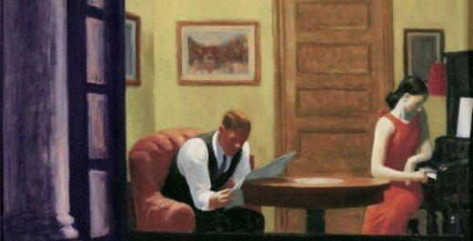 Shirley officina letteraria for Hopper finestra sul mare